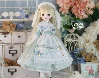 Nigo-bjd-clothes-={ Bunny Maid }= Ver.SP for MSD