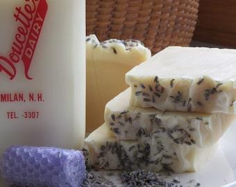 Goats Milk Lavender Soap, All Natural Soap, Handmade Soap, Bar Soap, Cold process Soap, Homemade Soap, Artisan Soap, New Hampshire Soap