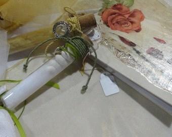 olive des faveurs des faveurs de mariage faveurs de mariage matrimonio bonbonnires mariage tubes essai favorise des faveurs du grecs olive invits de - Decoration Tube A Essai Mariage