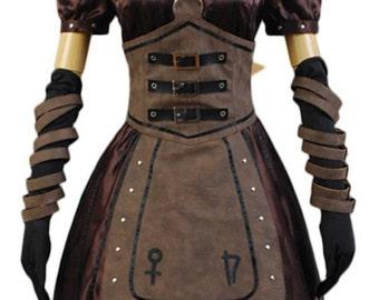 Alice Madness Returns Cosplay Costume