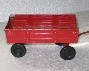 Vintage Ertl Wagon, Ertl Toys, Collectible, Wagon, Toy Wagon, Ertl Wagon, Farm Toys