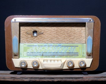 Bluetooth radio A.BSOLUMENT from 1955