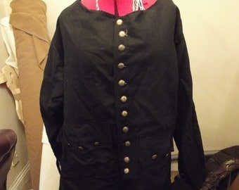 early eighteenth century pirates short coat