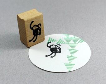 Stamp Monkey Baby - Affenkind