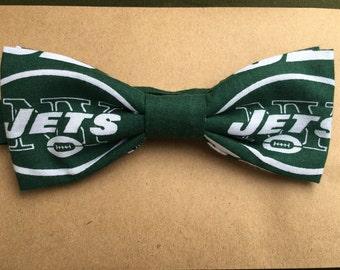 NFL New York Jets Bow tie