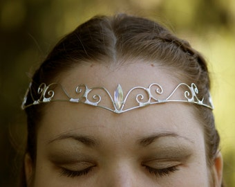 Circlet Crown Tiara Diana Design by BottiVingelo