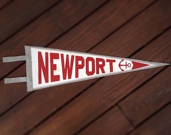 NEWPORT pennant