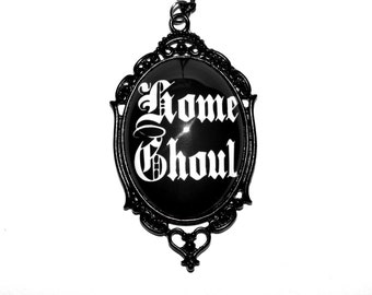 Home Ghoul Pendant