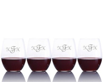 O Stemless Cabernet / Merlot Red Wine Glasses By Riedel-Free Shipping