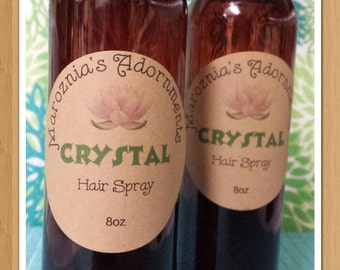 Crystal Hair Spray 8oz.