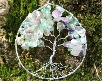Tree of Life - Fluorite