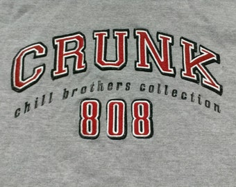 Crunk 808 Chill Brothers Collection - XL Boys