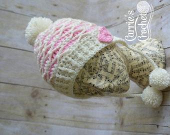 Crochet Alexa Hat