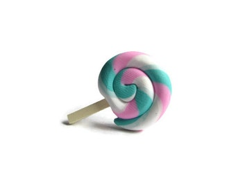 Lollipop Ring - Adjustable Ring - Candy Ring - Candy Jewelry - Cute Ring - Lollipop Jewelry - Sweet Items - Statement Ring - Food Jewelry