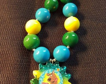 Scooby Doo necklace