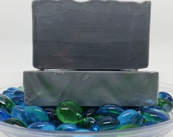 Shades of Grey ~ Artisan Cold Process Soap