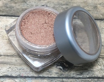Copper Eyeshadow, Mineral Makeup, Vegan Eyeshadow, Pressed Eyeshadow, 1.5 grams