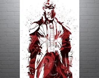X-Men Magneto Poster