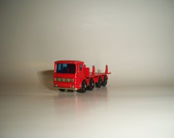 1966 Lesney Matchbox Series No.10 Pipe Truck