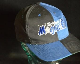 Vintage Orlando Magic Snapback Baseball Cap Hat (One Size Fits All)