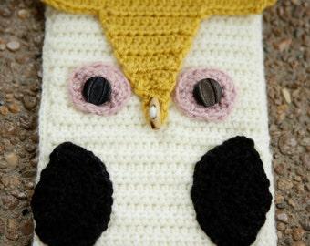 Owl Tablet Reader Case Cover