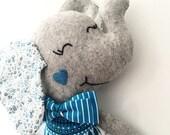Elephant Ragdoll Toy Doll Teddy Teddy Bear Softie Elephant Teddy
