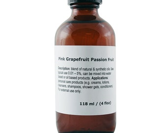 Fragrance Pink Grapefruit Passion Fruit