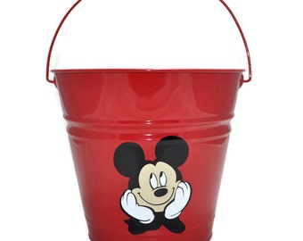 shop mickey mouse bucket in paper party supplies