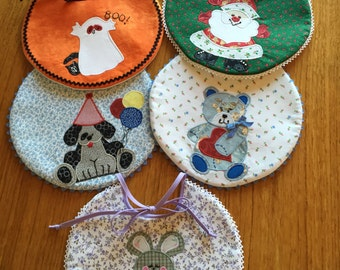 Bibs for Baby's First Year