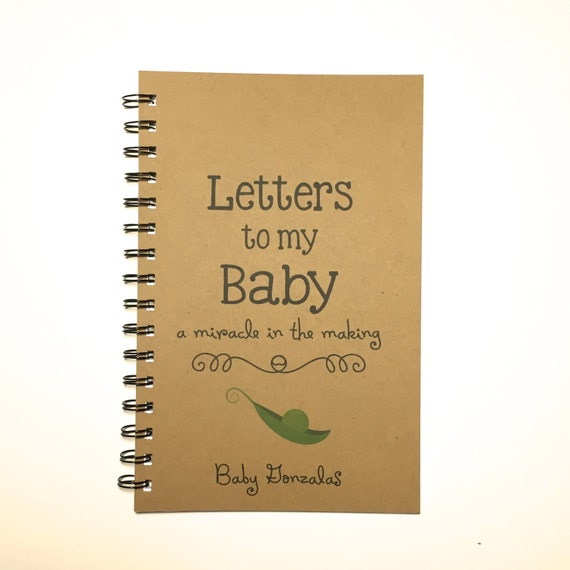 letters to my baby baby keepsake gift pregnancy journal With letters to my baby amazon