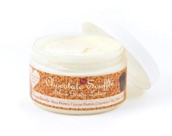 Chocolate Soufflé - Shea Body Butter