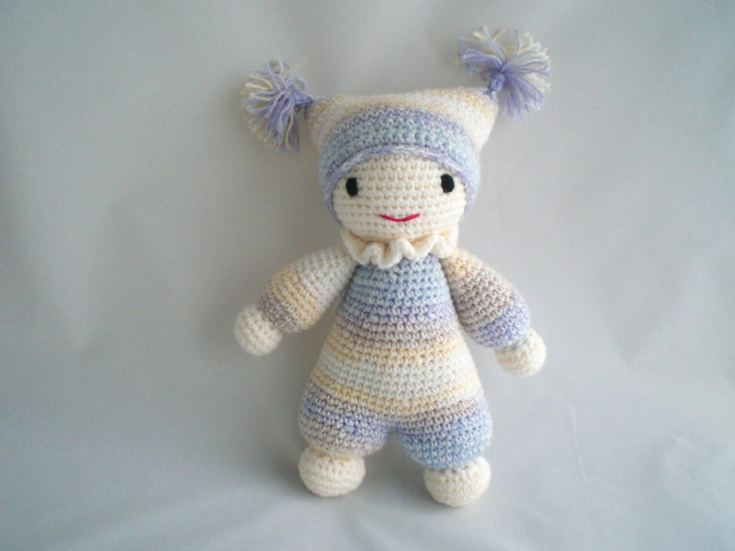 Crochet Baby Doll / Crochet Amigurumi Baby Doll / Super Cute