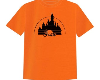 CASTLE ARCH Disney Vacation Group Shirts