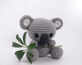 Patron Amigurumi De Koala : Amigurumi bear Etsy