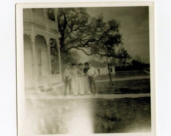 Vintage Photo, Cowgirl photo, found photo, snapshot, vernacular photo, photograph, paper ephemera, 144