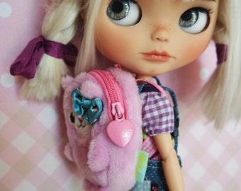 Blythe Backpack Lilac