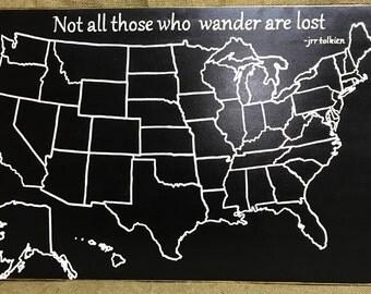 Marathon Map Travel Map States US Map United States - United states travel map