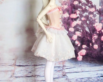 SD16 Rose Bloom sweet dress (outfit for Volks Graffity, Withdoll SWD,  etc.)