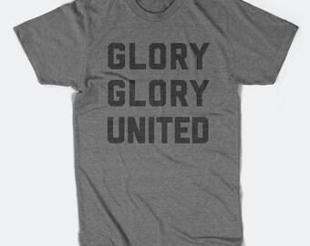 Glory Glory United  T-Shirt - Manchester United - Premier League