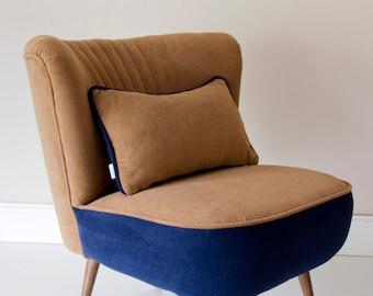 Zora Mid Century Upcycled Armchair