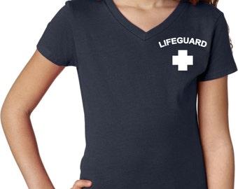 Lifeguard Pocket Print Tee T-Shirt PLIFEGUARD-3740