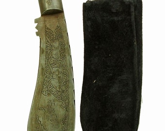 Gurkha kukri Afghan  Knife Straigh Blade Islamic Short sword Dagger choora dagger Pesh kabze kukri No: MS/18
