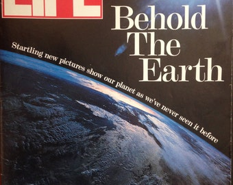 Behold the Earth - Life Magazine April 1992