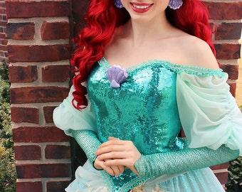 Ariel Wig - Park Style by Fairytale Wigs