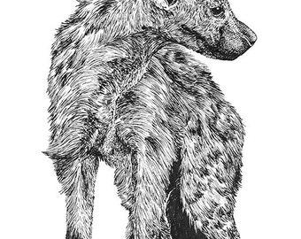 Hyena Print (v2)