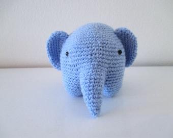 Amigurumi Elephant cute Toy