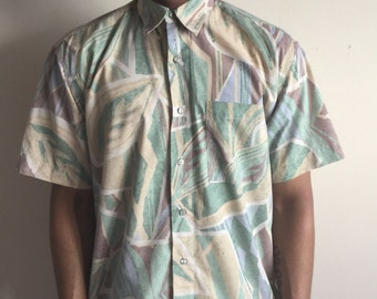 Angelo Lirico Leaf Shirt
