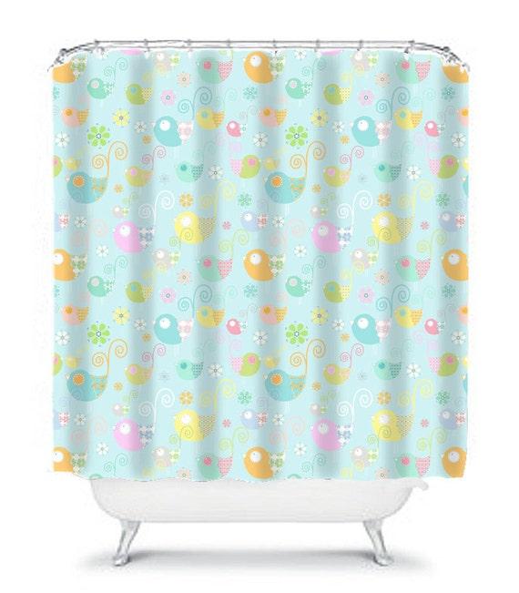 baby shower curtain shower curtain blue bathroom decor shower curtains