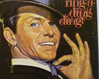 """Frank Sinatra """"Ring-a-Ding Ding"""""""