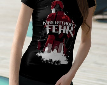 Daredevil - Man without Fear T-Shirt | Unisex - Women |